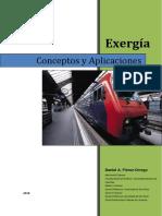 Daniel a. Flórez-Orrego - Exergía. Conceptos y Aplicaciones 3(2018)