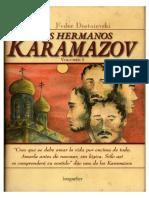 Los Hermanos Karamazov (portada)