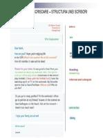 Scrisoare personala model si structura.pps