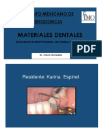 Desgaste Interproximal de Esmalte Dental (2)