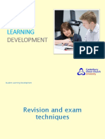 Resource 3 Revision and Exam Techniques
