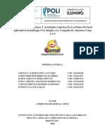 Primera Entrega Practica Aplicada COMA SAS