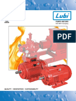 Fire Pump Motors