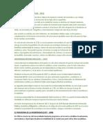 Evolucion Historica de Las Universidades en Venezuela