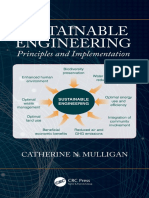Mulligan, Catherine N - Sustainable Engineering_ Principles and Implementation (2018, Taylor & Francis_CRC)