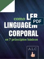 Como Ler Linguagem Corporal - eBook