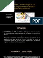 La Psicología de Las Masas Exposicion Teoria e Historia