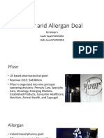 Group 5_Pfizer and Allergan Deal.pptx