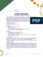 Goma Xantana (1)