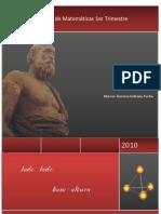 Trabajo Matemático sobre Platón (1er Trimestre)