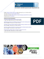 Coherent Structures in Jet