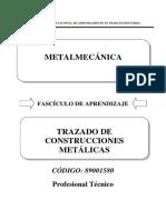 Trazado de Construcciones Metalicas