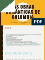 Las Obras Románticas de Colombia