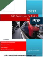 100 Problema Fisica