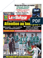 LE BUTEUR PDF du 23/11/2010