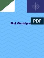 Ad Analysis (1)