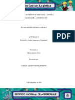 ACTIVIDAD 17.1 Trazabilidad Organizacional
