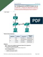 8.1.4.4 Lab - Troubleshooting DHCPv4 - ILM