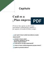 Chapter7BPlan Empresarial