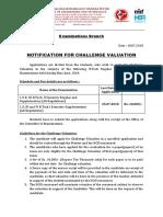 Cv Notification