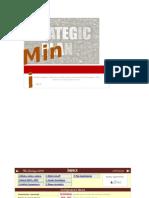 Plantilla Elaboración Plan Estretegico