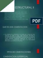 Diseño Estructural Ll Diapositivas