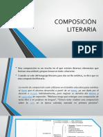 Composición Literaria Semestre IV