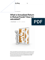What is Annualized Return in Mutual Funds_ How is It Calculated_ - Upwardly Blog