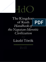 (Handbook of Oriental Studies, Section 1_ The Near and Middle East 31) László Török - The Kingdom of Kush_ Handbook of the Napatan-Meroitic Civilization-Brill Academic Publishers (1997).pdf