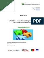 Manual Ufc d 8600