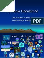 Geodesia Geométrica