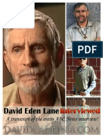 ABC Interview David Eden Lane