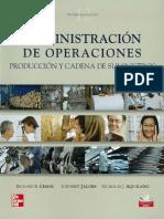 Administracion de Operaciones Texto