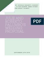 palumbo wedding proposal