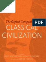 Oxfordski priručnik za klasičnu civilizaciju