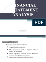 Chapter 2 Financial Statement Analysis for Students