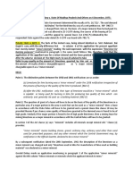 Limestone Mining (Case Laws Brief Analysis)