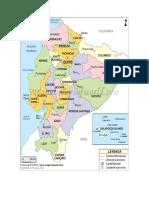 Mapa Del Ecuador