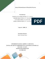 Paso 3 – Usar Sistemas de Información Para El Desarrollo de Proyectos v 3