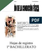 1 hojas de registro planificación del entrenamiento