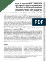Artigo_argilas Organofílicas_obtencao de Nanocompositos Condutores
