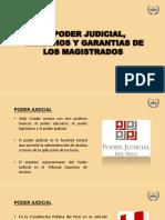 Poder Judicial- Estructura Organica