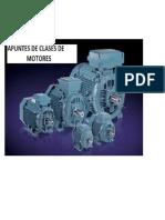 Apuntes de Clases de Motores Electricos