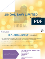 Jindal Saw - Steel SW - Pipe Presentation _ Rev 6 - July 2013 (1)