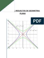 Problemas Resueltos de Geometria Analitica Plana