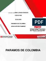 Paramos de Colombia