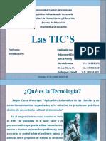 Presentación Seminario TICS