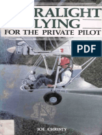 Ultralight Flying for the Private Pilot