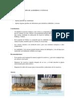 Conclusiones Informe Aldheidos y Cetonas