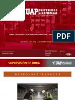 RESIDENCIA, SUPERVISIÓN Y SEGURIDAD DE OBRAS 2